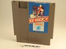 ICE HOCKEY SU GHIACCIO NINTENDO NES 8 BIT PAL A GBR CARTUCCIA ORIGINALE