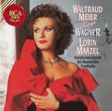 Waltraud Meier Sings Wagner von Waltraud Meier (2013)