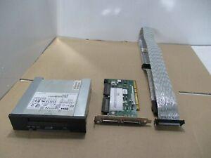STREAMER DELL 0FF589 36/72GB CD72LWH TD6100-193 w/ Adaptec 39320A 2071406-04 SCC