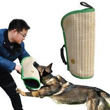 Jute German Shepherd K9 Dog Bite Sleeve Arm Protection Training for Working Dog