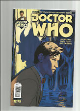 DOCTOR WHO (11th Dr) #3 Limited to 1/10 variant by Simon Fraser! NM
