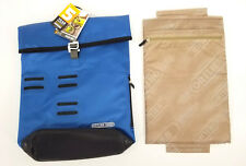 Ortlieb Commuter Daypack City Backpack/Messenger Bag , Drab Blue, Waterproof