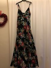 Lipsy Maxi Dress Size 10