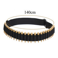 Tactical Hunting 25 Shell Cartridges Rifle Belt Holder for .30-06 .410 .223