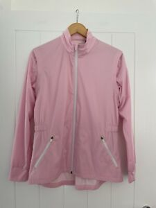 Callaway Pink 2-in-1 Opti-Repel Light Weight Golf Jacket Size M
