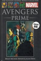 Avengers Prime (Marvel Graphic Novel Collection issue 66)