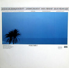 Aulos Woodwind Quintet Vol 1 - Jolivet Pierne Francaix 1986 NEAR MINT (VMS 1062)