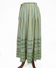 Tracht Fashion German Skirt Size 42 Original Alphorn Trachtenmode Stripes