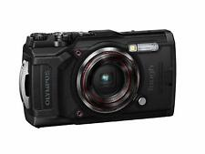 BRAND NEW Olympus Tough TG-6 12MP Waterproof Digital Camera (Black) *FAST SHIP*