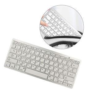 Portable Arabic Wireless Bluetooth Keyboard Keyboard for