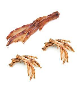 Duck Feet for Dog Chews - 100 ct Bulk Healthy teeth and Gums