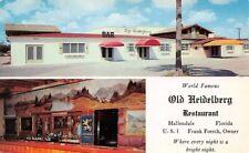 Old Heidelberg Restaurant Hallendale Fl US 1 Walter Gray 87786 Dexter