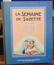Collectif La semaine de Suzette. 1952 album °2...