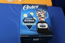 Oster Classic 10 Speed 5 Cup Glass Jar 700 Watts Blender w/ Ice Crushing Power