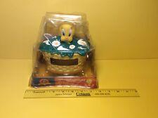 Tweety Nightlight Alarm Clock Looney Tunes Electric NOS Sealed In Package