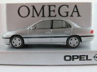 Herpa/Opel Opel Omega B Limousine CD (1994) in graumetallic 1:87/H0 NEU/OVP
