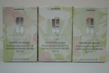 Clinique Moisture Surge Tinted Moisturizer SPF 15 BNIB 1fl.oz/30ml~choose shade~
