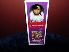 American Girl Doll Mini Grace Thomas GOTY With Mini Book NEW!!