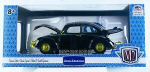 M2 MACHINES 1:24 AUTO-THENTICS 1952 VW BEETLE DELUXE MODEL CHASE