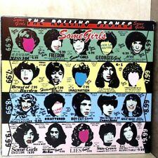 The Rolling Stones - Some Girls [Deluxe Ed. Digipak] (CD, 2011, 2 Discs) 6517