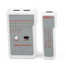 METRO HDMI CABLE TESTER PER CAVI HDMI - MISURATORE DE CAVO FLASH SPEDIZIONE