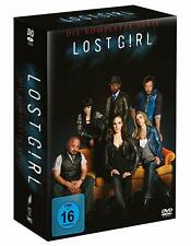 Lost Girl Complete Collection 1-5 DVD Box Set All Season 1 2 3 4 5 UK Compatible