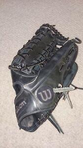 "Wilson A2000 Pro Stock K292 12.5"" Baseball Glove (RHT)"