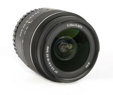 Sony 18-55mm f/3.5-5.6 DT SAM Lens for Sony A-Mount