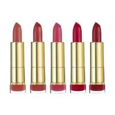 3x Max Factor Colour Elixir Lipstick - Choose Shade - New