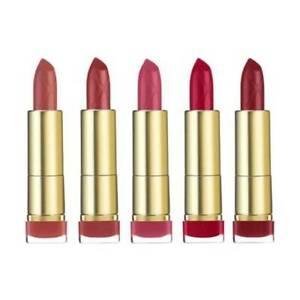 Max Factor Colour Elixir Lipstick - Choose Shade - New