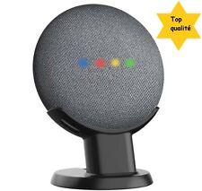 Gelink Bureau Support pour Google Home Mini Nest Mini (2nd gen) High Tech Noir