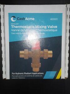 Cash Acme Heatguard Thermostatic Mixing Valve Part #24514Z - Brand New