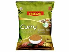 Freelan Curry Powder 100 Organic Natural Sri Lanka Best Spices 100g X 4pack