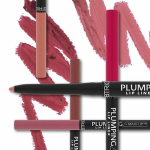 Catrice Plumping Lip Liner Satin-Matt Long-Lasting Creamy Intensive Moisture