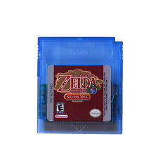 Zelda Oracle of Seasons Game Boy Color GBC/GB/GBA/SP Video Game Cartridge Only