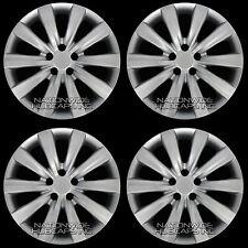 "4 New 09-18 Toyota Corolla 16"" Wheel Covers Full Hub Caps fit R16 Tire Steel Rim"