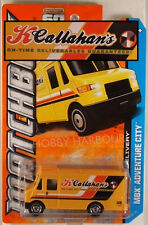 MATCHBOX #28 Express Delivery Truck, 2013 issue (NEW in BLISTER)