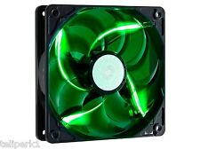Cooler Master Sickleflow 120mm Computer Fan with Green LEDs