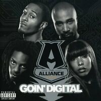Goin' Digital (Explicit) by The Alliance CD NEW Sealed