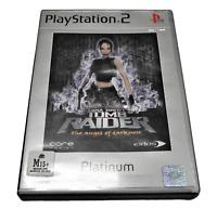 Lara Croft Tomb Raider: The Angel Of Darkness (Platinum) PS2 PAL *Complete*