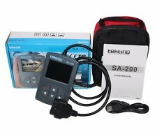 SA-200 Compact Automotive Scanner Color LCD Display OBD2 JOBD Code Reader