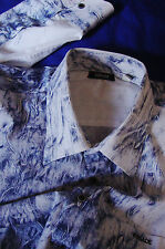 SHIRT man vintage 90's VERSACE Jeans Couture TG.2XL  made Italy Rare
