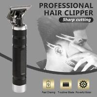 Pro Cordless T-outliner Eletric Hair Trimmer Hair Clipper Sharp Cutting Machine