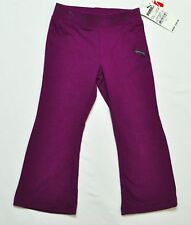 Girl's Toddler PUMA Core Yoga Pants Holly Purple size 3T (T55) $30