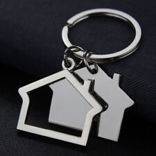 Creative Cabin Small House Key Ring Keyring Keychain Pendant Gift