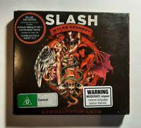 Apocalyptic Love CD + DVD Edition Slash Featuring Myles Kennedy Like NEW
