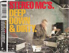 STEREO MC'S Deep Down & Dirty CD Single