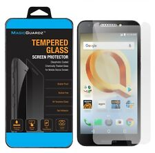 Premium Tempered Glass Screen Protector For T-Mobile REVVL Alcatel