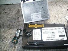 jaguar x300 XJ6 XJR immobiliser security modules with key