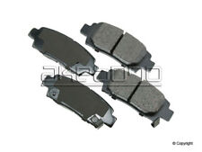 Rear Disc Brake Pad OPparts Ceramic D8828OC for Toyota Avalon Camry Solara 99-08